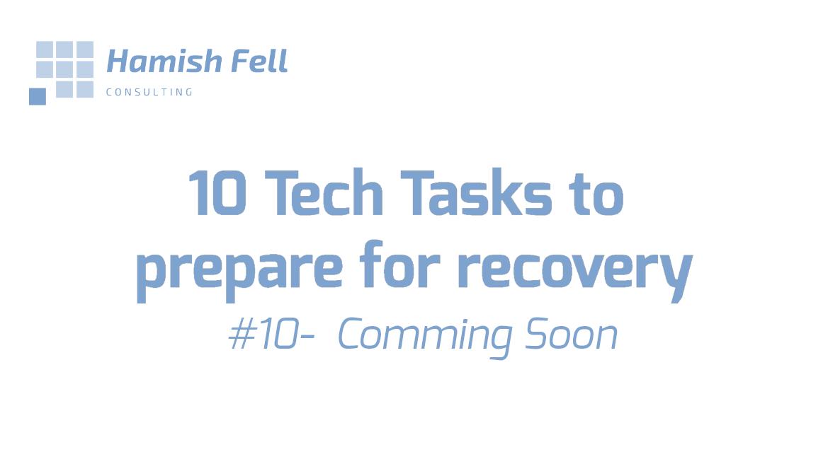 10 Coming soon
